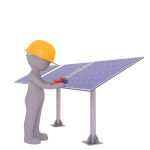 fotovoltaico Agrigento Piceno pannelli solari Relab manutenzione pulizia