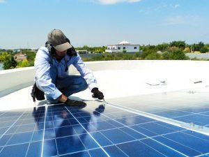 fotovoltaico Rimini pannelli solari pulizia assistenza