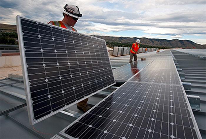 fotovoltaico Pavia pannelli solari pulizia assistenza Relab